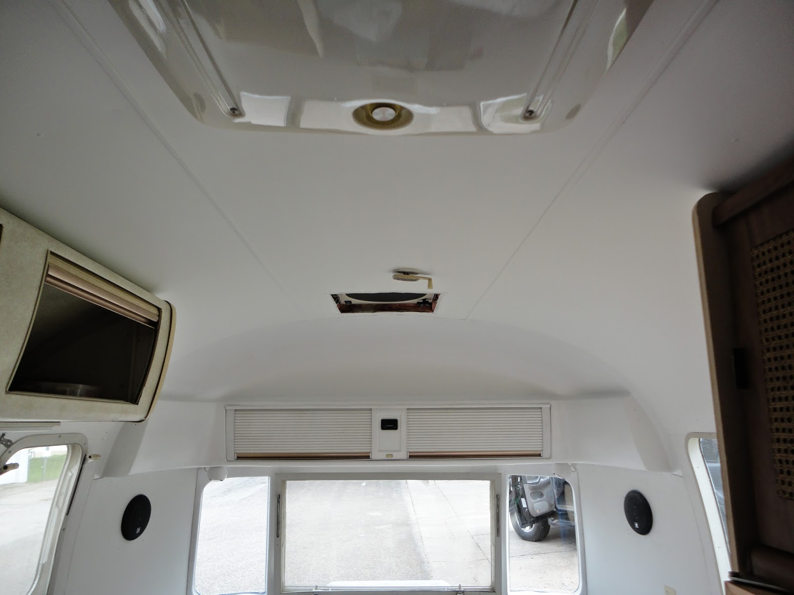 SherwinWilliams Paint Colors for Camper