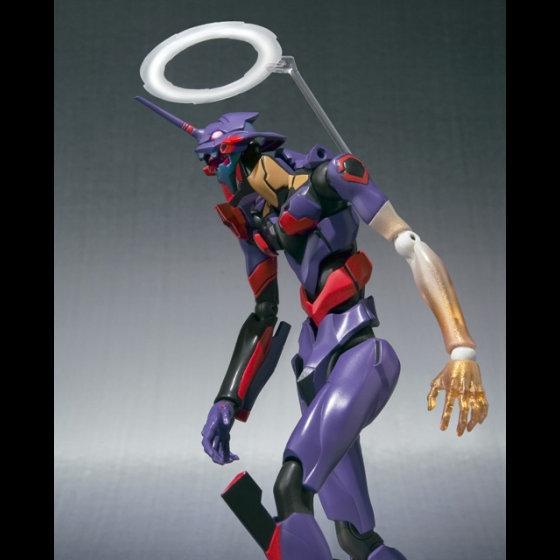 Robot Damashii Side Eva Evangelion Unit 01 Awakening Ver