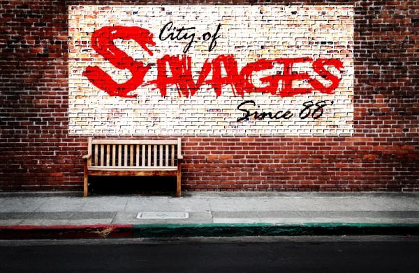 City of Savages Clothing