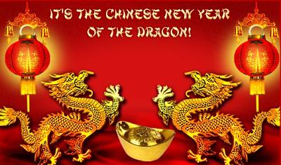 Ucapan Selamat Tahun Baru Imlek 2012