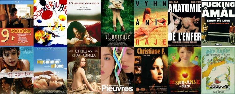 Кино и секс  Каталог эротического видео