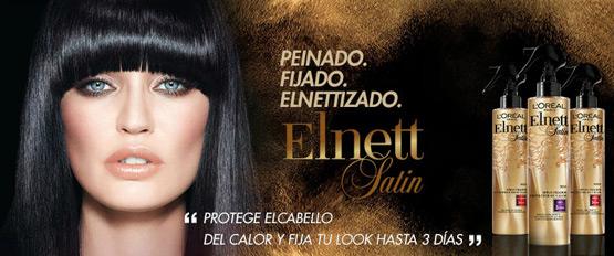 Elnett Satin spray protector del calor para el pelo doble acción comprar