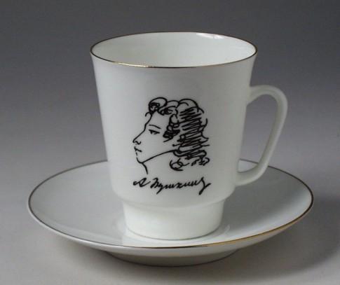 Пьём чай с Александром Сергеевичем