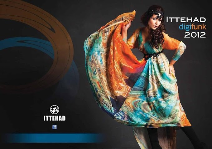 Ittehad Digifunk Summer Collection 2012 | Ittehad Digital Prints 2012