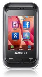 Samsung GT-C3303i - Samsung Champ Mega Cam