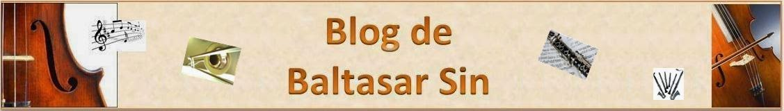Blog de Baltasar