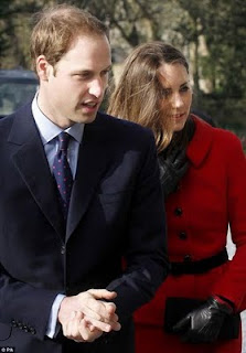 Prince William Wedding News: Prince William and Kate 'need courage'