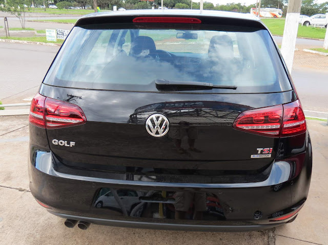 VW Golf TSI Highline 2015 básico