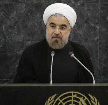 Presiden Iran Bawa Pulang Perak Persia dari Amrika Serikat