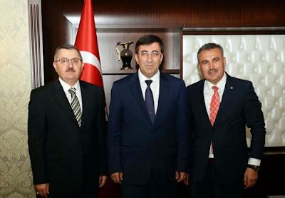 Kalkınma Bakanı Cevdet Yılmaz dan 4/C Açıklaması