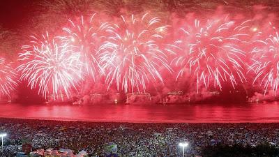 Réveillon Copacabana 2014