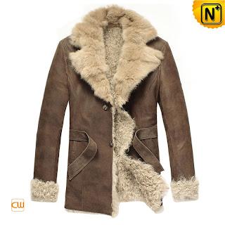 Men Fashion Fur Coat