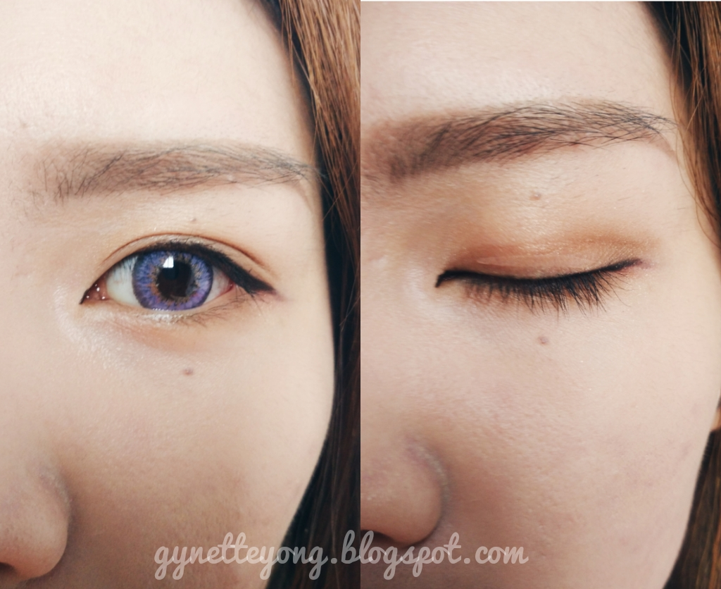 GYNETTE YONG : Review: Tony Moly Backstage Gel Eyeliner #1 Black