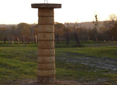 colonne en terre crue_modules en terre crue_breteil