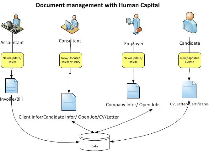 human capital management solutions