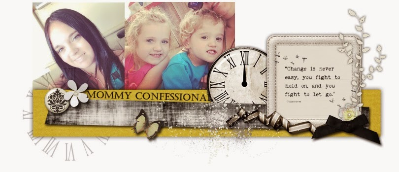 Mommy Confessional
