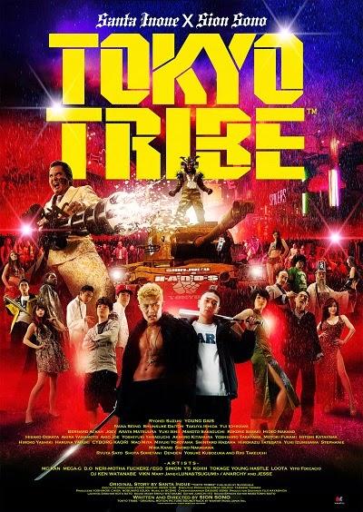 Băng Đảng Tokyo - Tokyo Tribe