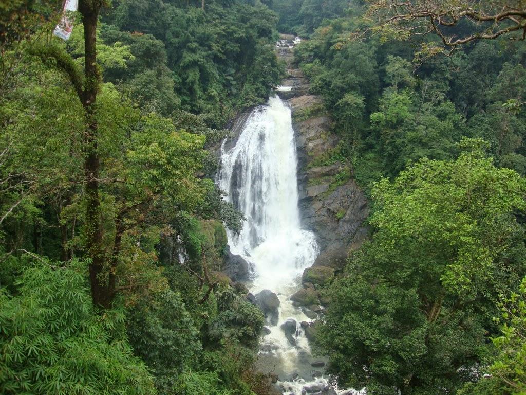 Valara Waterfalls Munnar