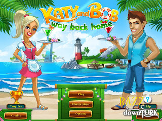 Katy And Bob : Way Back Home [FINAL]