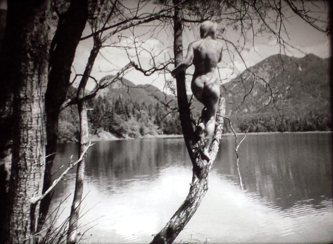 Freies männliches Berühmtheit nackt Archiv
