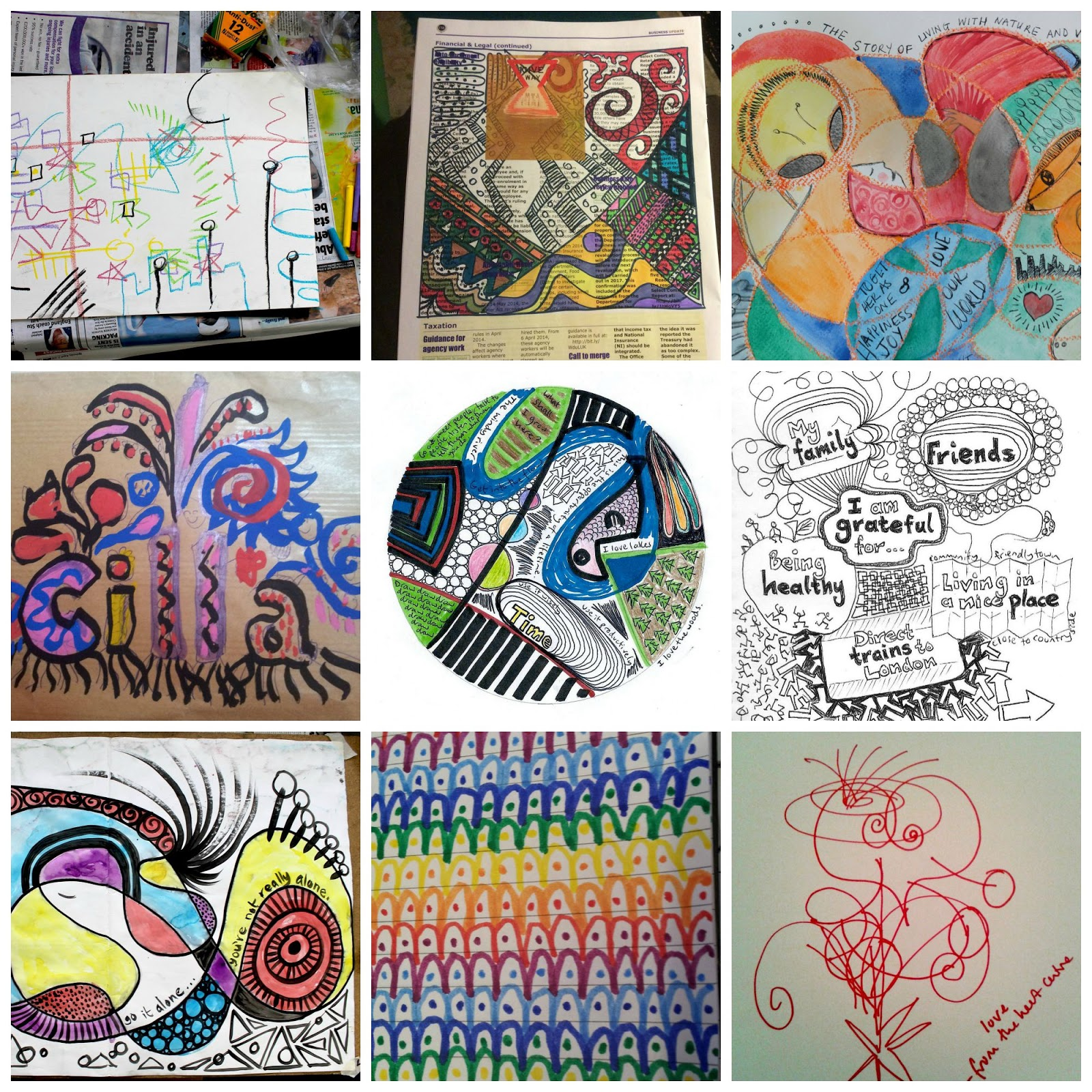 Morwhenna the creative adventurer mini doodleicious exploration so whats stopping you sign up today for a fun filled october x solutioingenieria Gallery