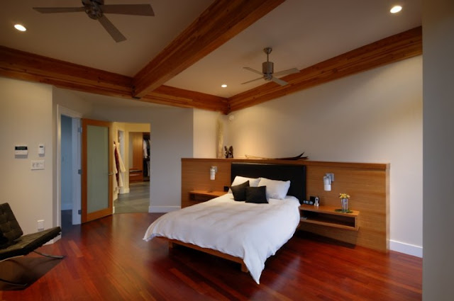 Photo of big bedroom in armada house