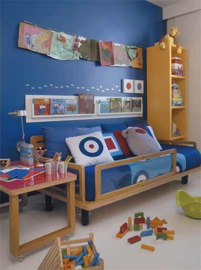 Como organizar los juguetes de los ni os en el dormitorio - Organizar habitacion infantil ...