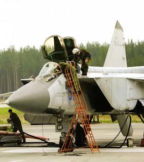 МиГ 31 Б