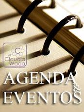 AGENDA E EVENTOS