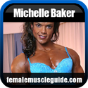 Michelle Baker Female Bodybuilder Thumbnail Image 1