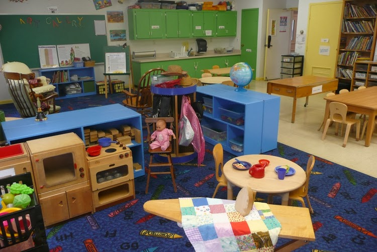 Layout Preschool Classroom Environment Creativehobby Store