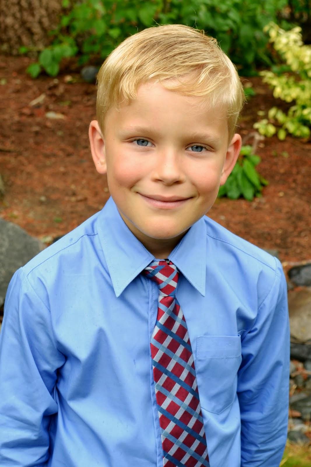 Joshua - Age 6