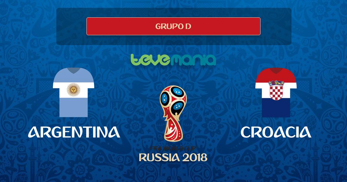 Croacia goleó 3-0 a la Argentina con un Messi displicente