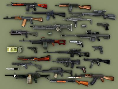 arma mais mortal,mega interessante,curiosidades, armas mais mortais, ak 47, uzi, LANÇA - FOGUETES M136AT-4, M16A2, BARRET M82A1