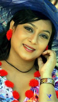 Bangladeshi Actress Kazi Sharmin Nahid Nupur