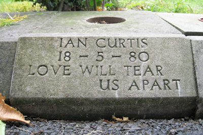 Ian Curtis RIP