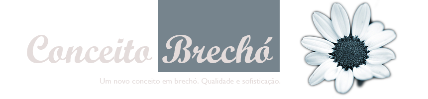 Conceito Brechó