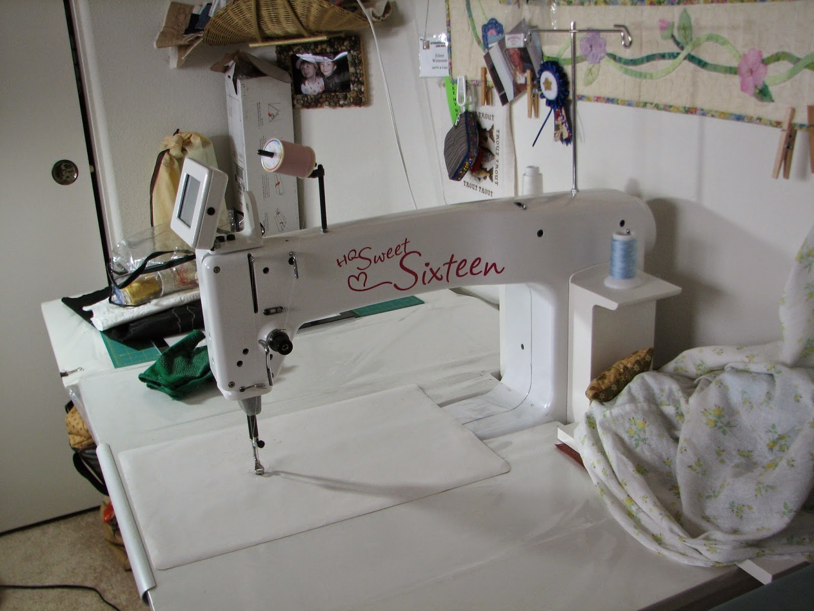 Eileenwcreations Free Motion Quilting Tool Super Slider