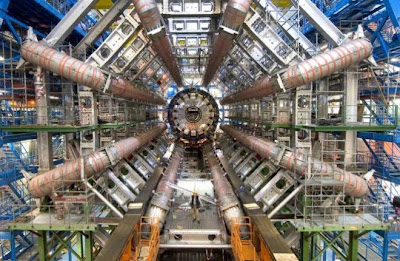 large hadron collider rumoured to have found 'god particle'