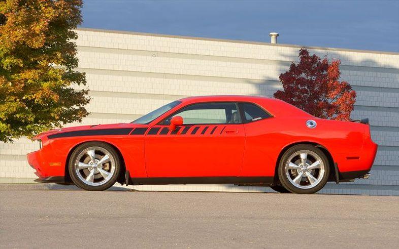Automobile Trends Dodge Challenger Concepts