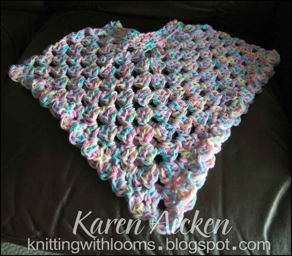 Knitting With Looms: January 2013