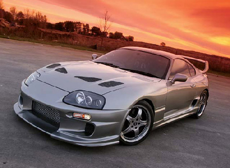Sport Cars on New Car Sport Tuning Wallpaper Picture  Toyota Supra