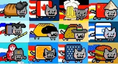 Nyan Cat Subliminale