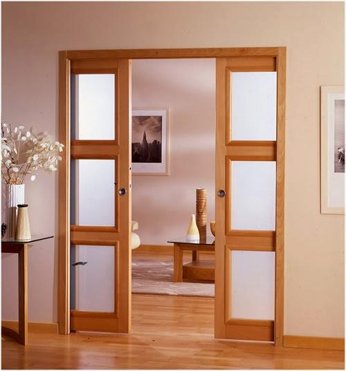 C mo escoger una puerta corredera decoraci n de interiores - Decoracion puertas interior ...