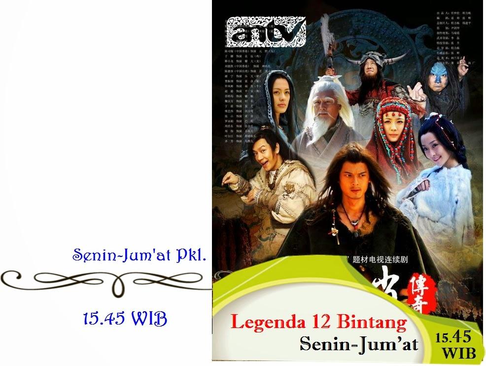 """Legenda 12 Bintang"""", Kisah Penyatuan 12 Shio di Dunia untuk Kalahkan"""