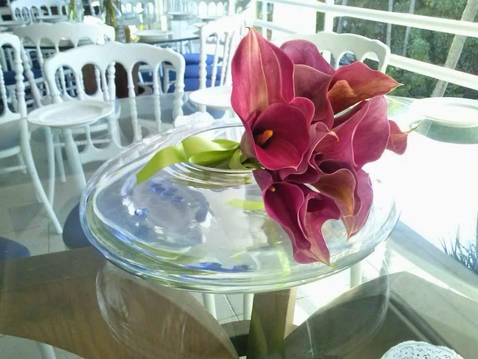 Arranjos exclusivos Riodejaneiroflorista para sua mesa de convidados
