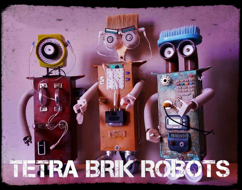 TETRA BRIK ROBOTS
