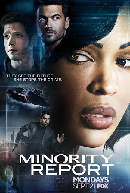Minority Report (2015-) ταινιες online seires xrysoi greek subs