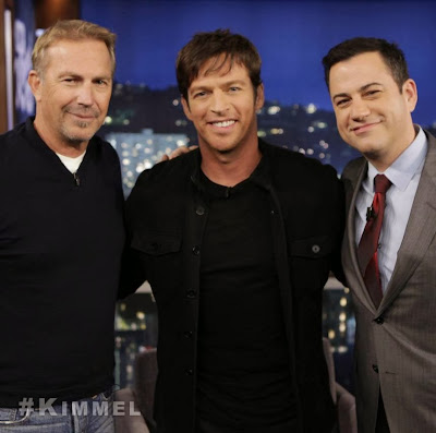 More Than A Kevin Costner Fan...: Kevin Costner on Jimmy ...