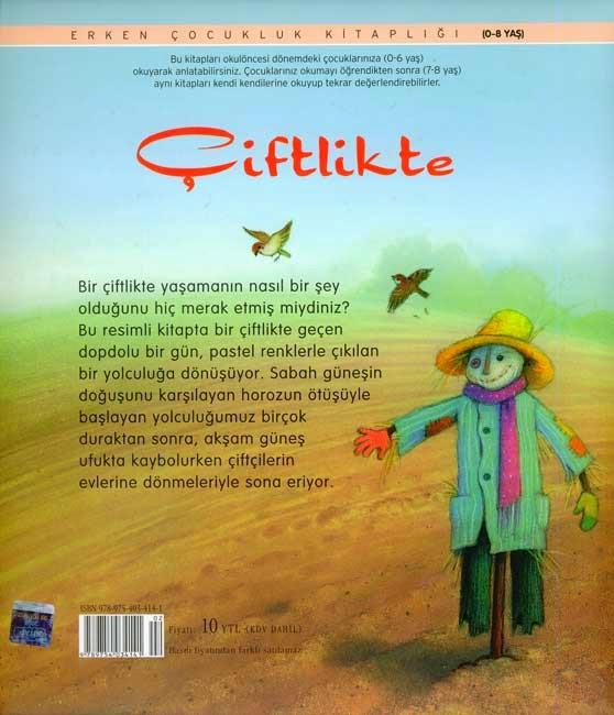 tübitak, çiftlikte, tübitak çiftlikte, çiftlik, erken çocuk kitaplığı, anna milbourne